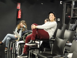 Last Hope Reharsals Feb 2015 Networks theatre (20)